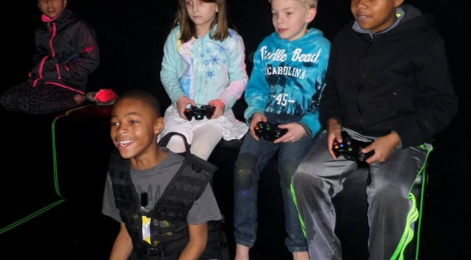 The Video Game Truck brought the best party to Chay'edon!