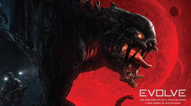Evolve Launches Tomorrow!