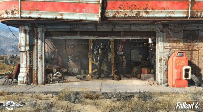 Fallout 4 Is Official