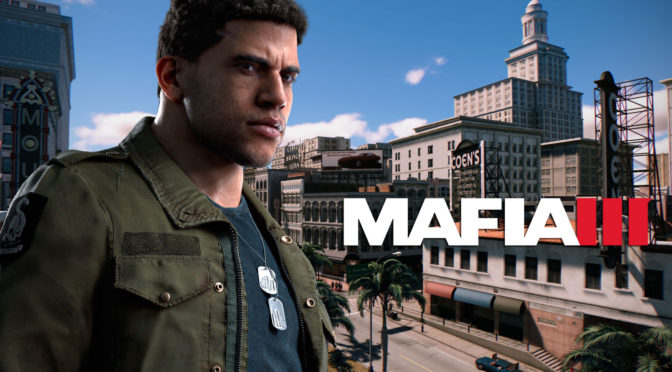 E3 2016: Mafia 3 Official Trailer