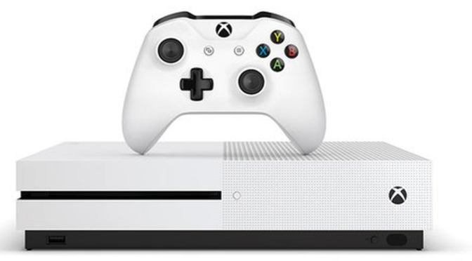 E3 2016: Xbox One S Confirmed